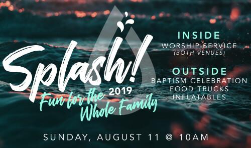 Splash 2019